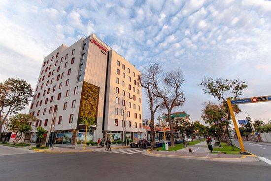 Hampton By Hilton Lima San Isidro, hoteles en Lima