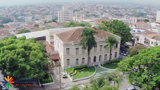 Escola Estadual Coronel Joaquim José Building
