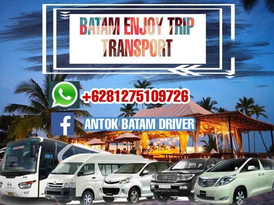 Batam Driver Tour