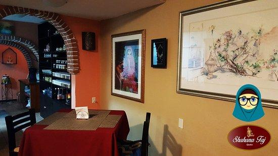Shahana Taj Indian Restaurant in Queretaro Mexico