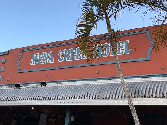 Mena Creek Hotel @ Cairns,Austrlia