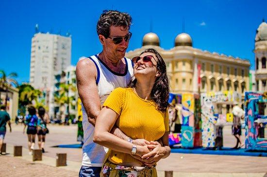 Passeio Recife - Olinda-PE