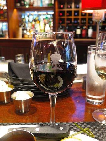 Weber Grill Restaurant, 539 N State St, Chicago - Interesting B-T-G Wine Options