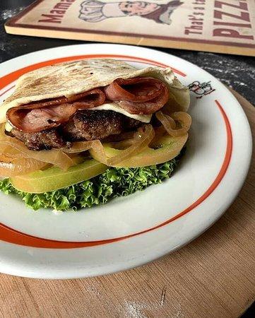 La más deliciosa hamburguesa con nuestro mejor estilo