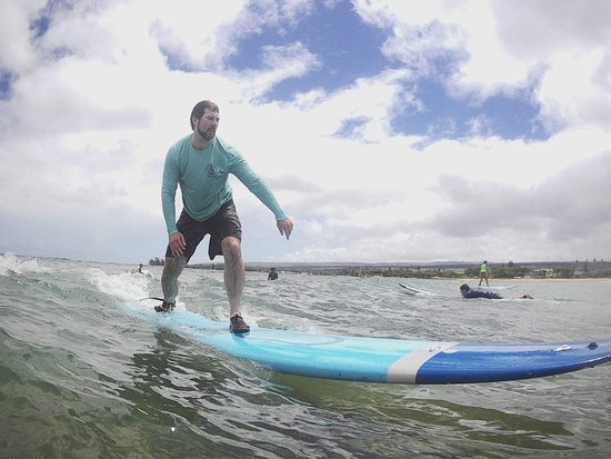 Surfing Lessons Daily