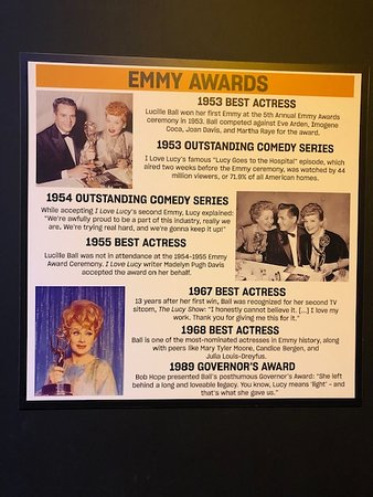 Just some Emmy Awards