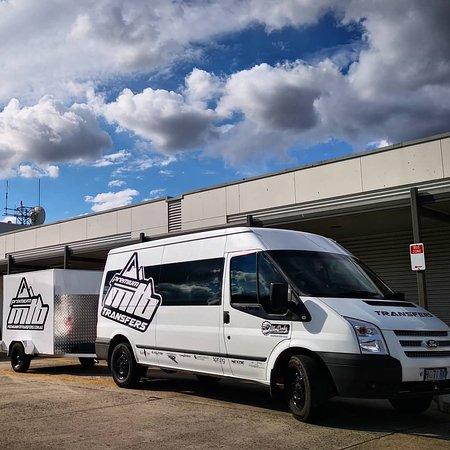 Premium MTB Transfers Tasmania