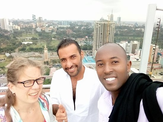 Nairobi Historical Walking City Tour