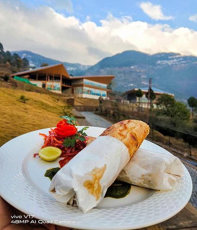 Food at Skyview Patnitop