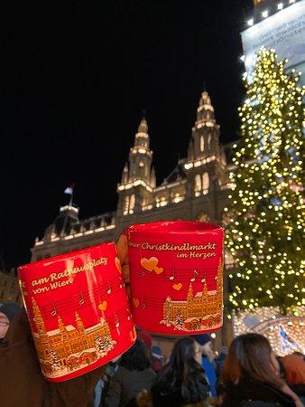 クリスマスマーケット マグカップ