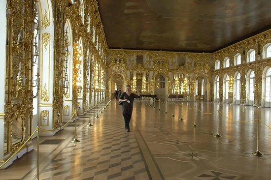 Tour en San Petersburgo, Rusia en español o portugués con Eugenia