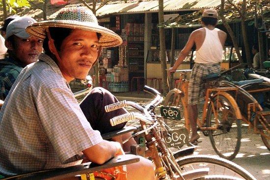 Private halbtägige Tour von Mandalay...