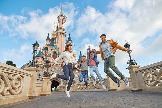 Billet Disneyland Paris valable...