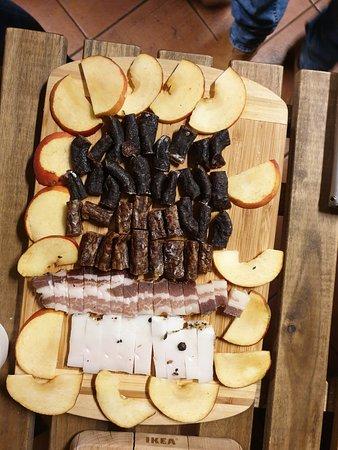 3 Hour Vilnius Food Walking Tour: First stop