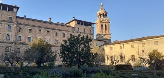 Mantua, Italija: Giardino dei Semplici