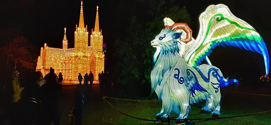 Zoo Köln Lichterfest