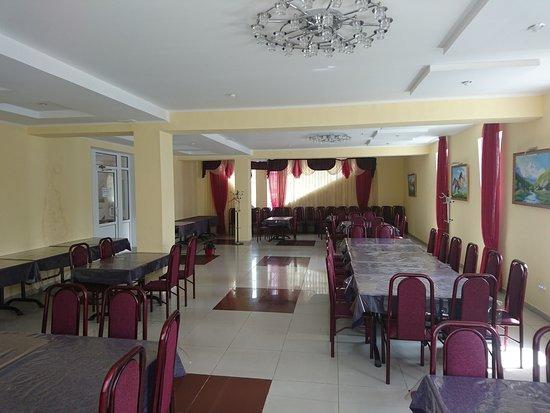 Таш-Дёбё, Киргизия: Банкетный зал на 80 мест