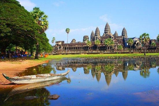 Excursion d'une journée en vedette à Angkor Wat Photo