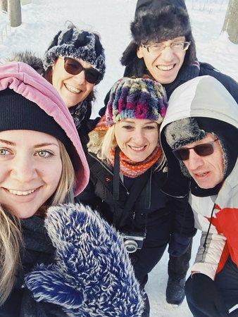 San Pietroburgo in inverno con la guida privata