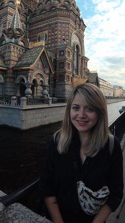 Guida Svetlana Goncharova a San Pietroburgo