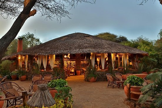 4 dager Kenya Safari i Tsavo West og Amboseli