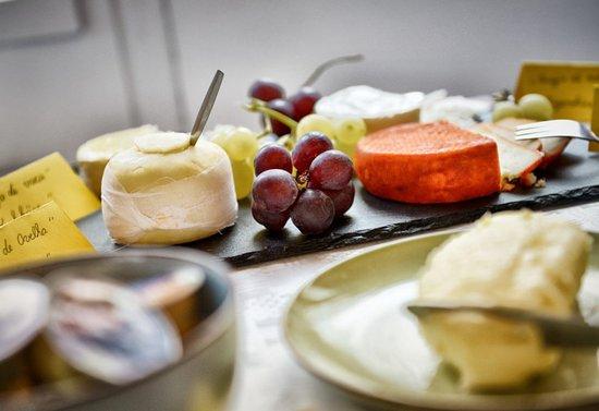 Sonntagsbrunch - Portugiesischer Käse