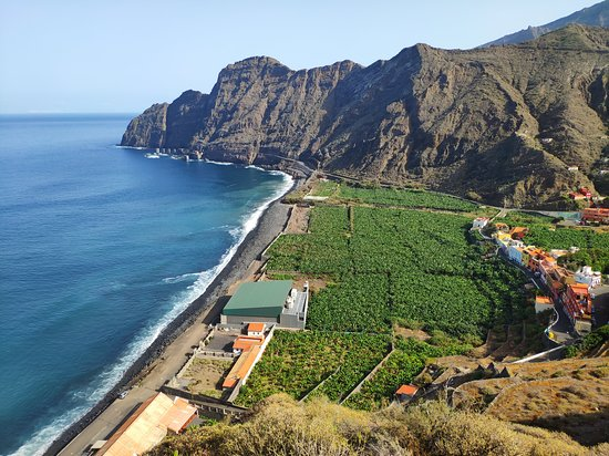 3 days trip to La Gomera by Sailboat: Остров La Gomera