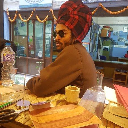 Our everday costumer good artist an