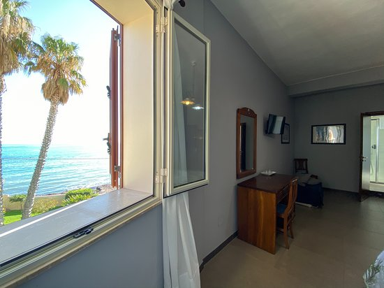 Sea view from Superior Room