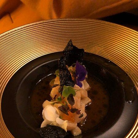 Excellente cuisine japonaise