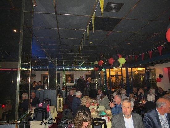 New Town Almere-Buiten drukte op de thema avonden