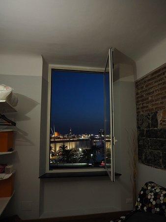 Panorama dalla camera 4