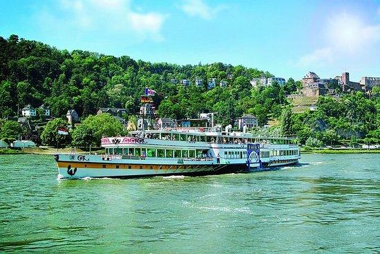 Rhine Pass de KD - Ruta nostálgica...