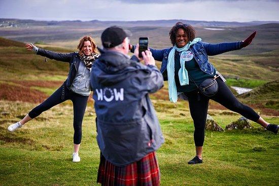 Escapada de un día a la isla de Skye...
