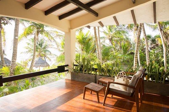 Oceanfront Master Suite Balcony