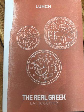 Buena comida griega