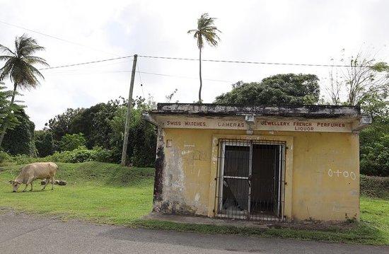 Saint Andrew Parish, Grenada: The old duty free building.