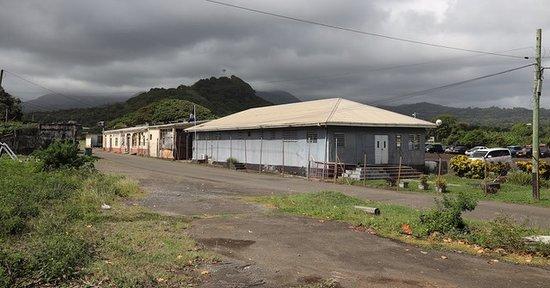Saint Andrew Parish, Grenada: The old airport buildings