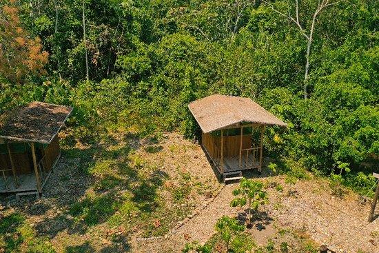 Madre de Dios Region, Peru: Nuestras instalaciones del Lodge Ponal  Créditos: Manuel Diaz Romainville