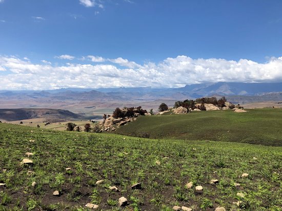 Bonjaneni, Sør-Afrika: Aussicht