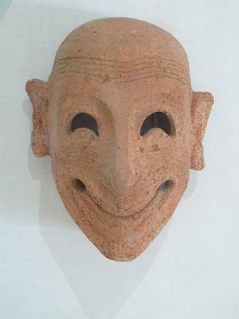 Whitaker Museum, island of Motya or Mozia (San Pantaleo) - Marsala, Sicily