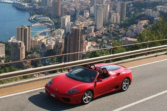 Experiência com carro esportivo...