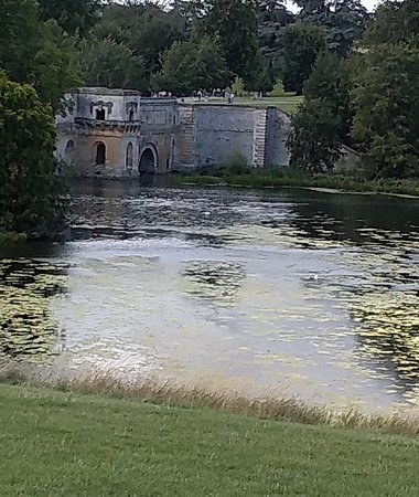 The Bridge over the lake