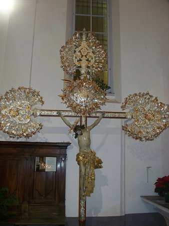 Crocifisso processionale