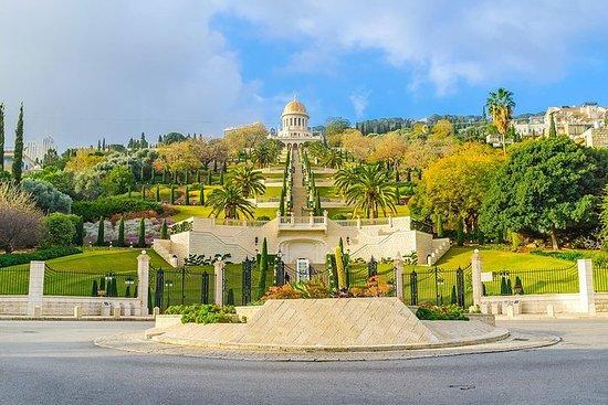 Caesarea, Haifa, Rosh Hanikra, and Acre...