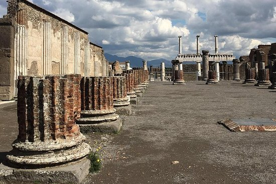 Pompeii tour with professional Guide...