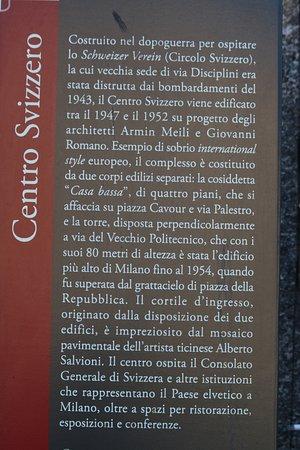 Centro Svizzero