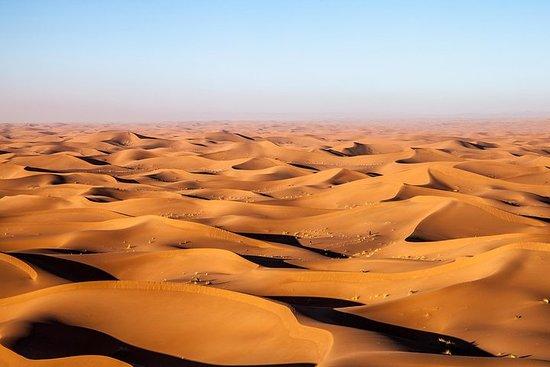 Fra Marrakech gjennom Draa Valley...
