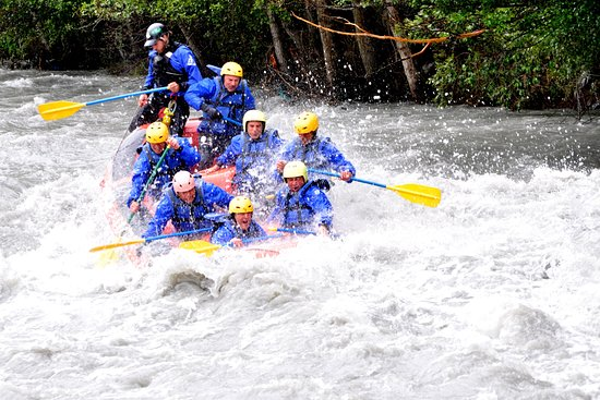 Saint-Lary Rafting