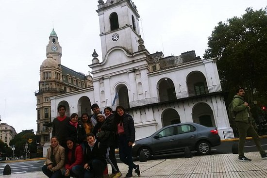 Private guided Walking Tour Plaza de Mayo y Casa Rosada – fénykép